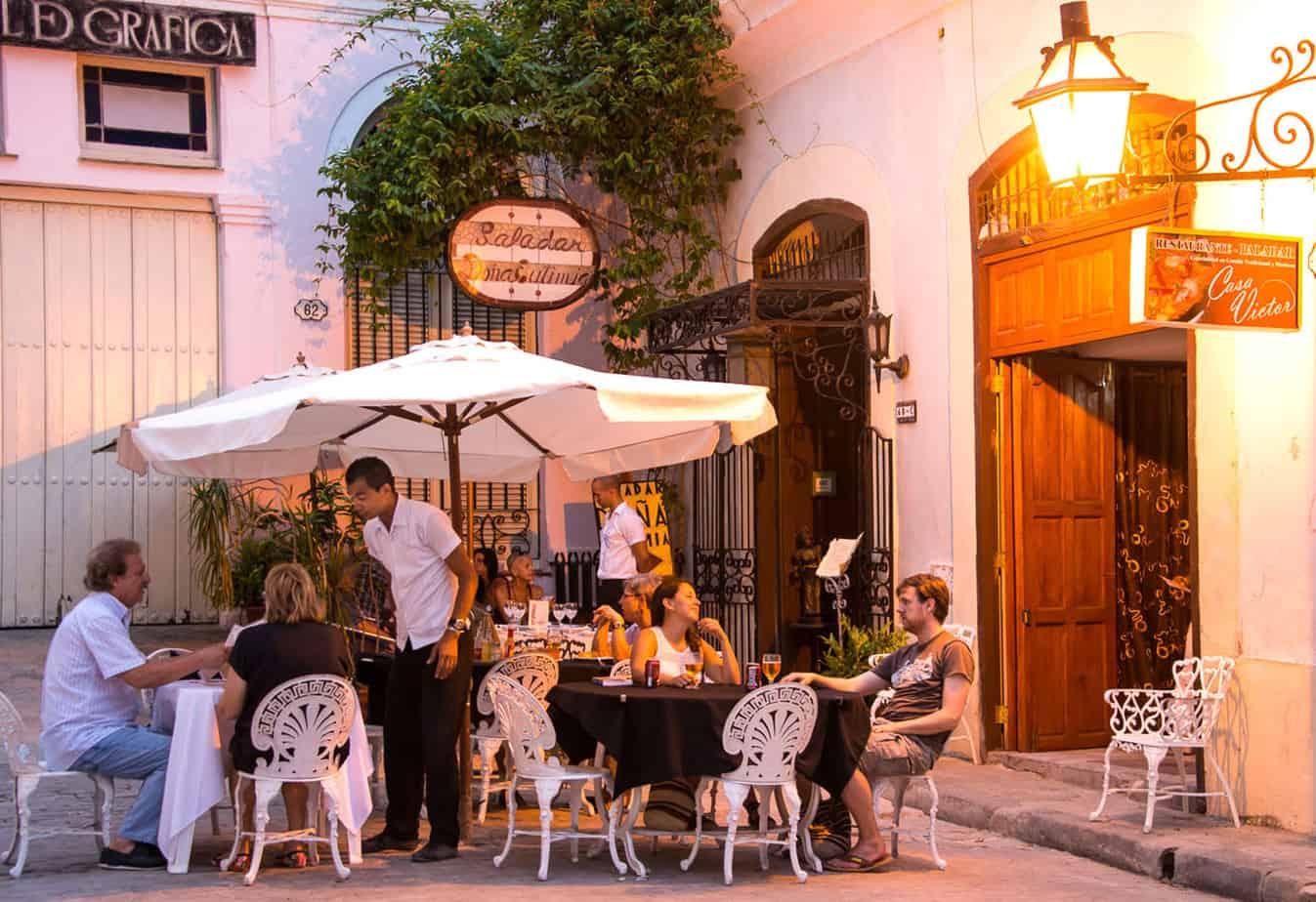 Paladares privados, la mejor opción si quieres disfrutar de la comida cubana en la mayor de las Antillas (+ Videos)