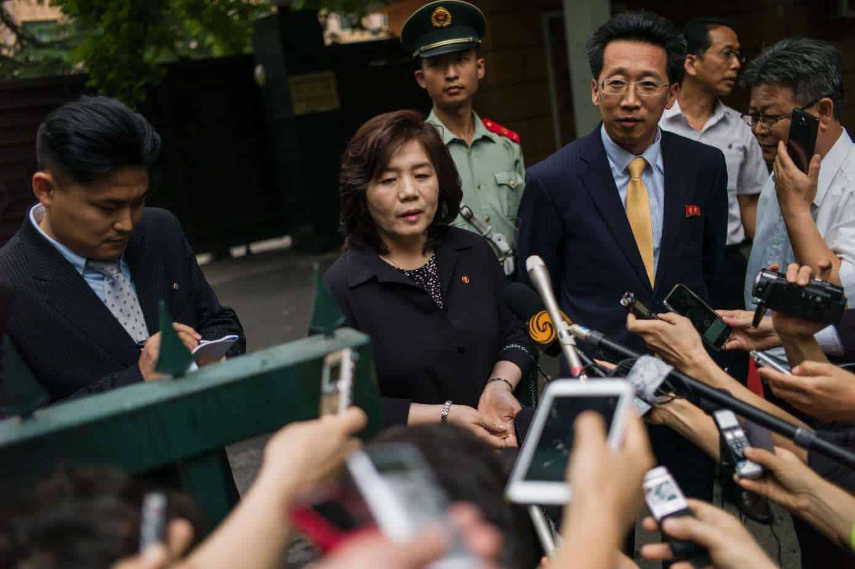 Corea del Norte deja entender que tendrá negociaciones con EE.UU en las condiciones propicias