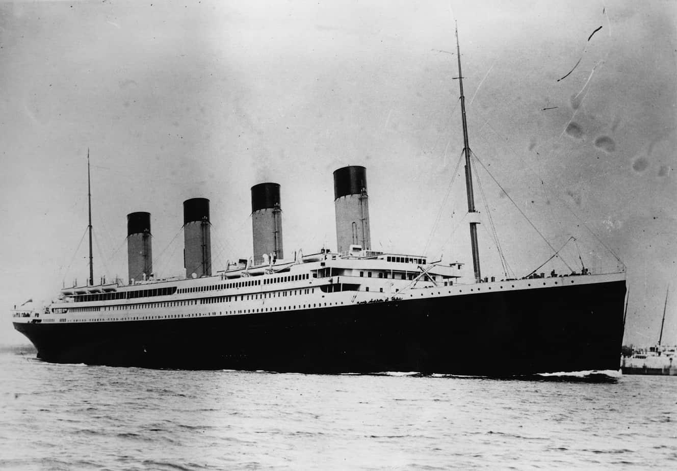 ¿Un cubano en el Titanic?