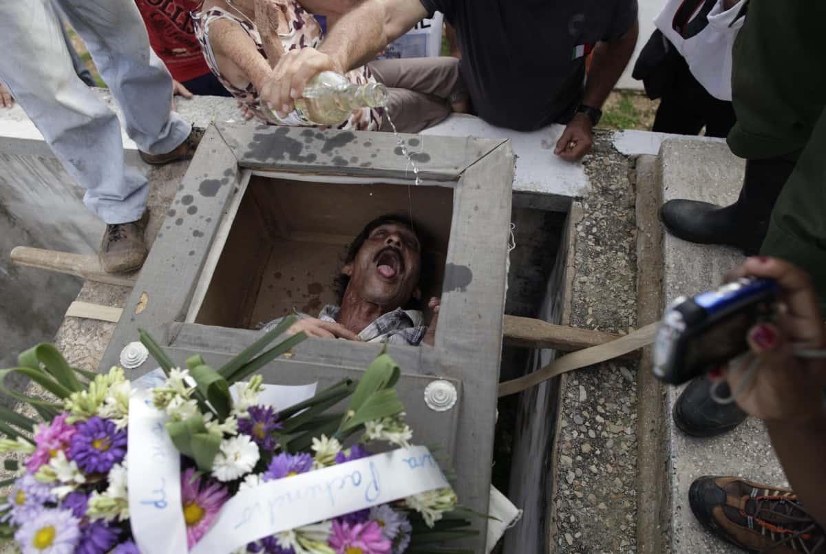 El Velorio de Pachencho, la increíble tradición cubana para celebrar la muerte