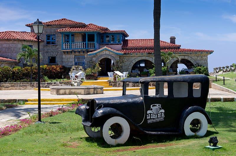 La Casa de Al Capone en Varadero