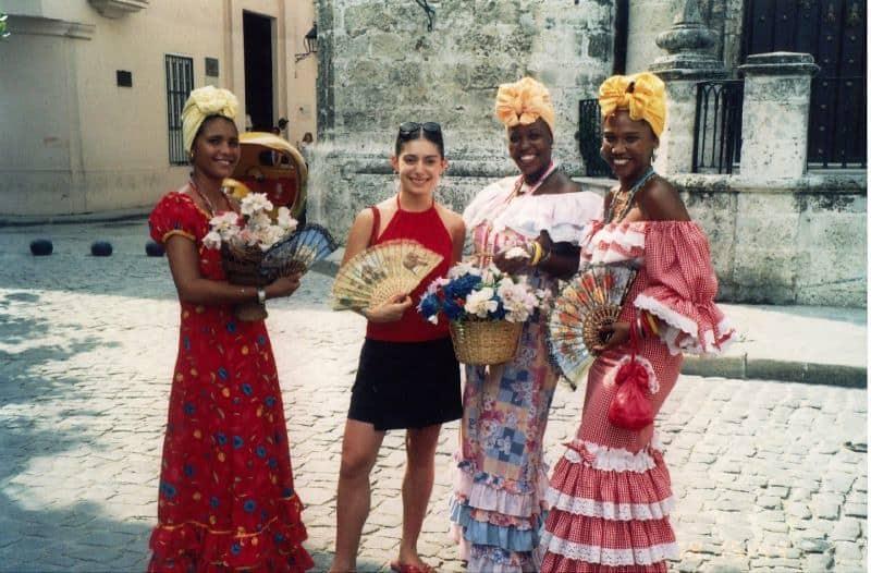 Las cubanas inspiran originales piropos