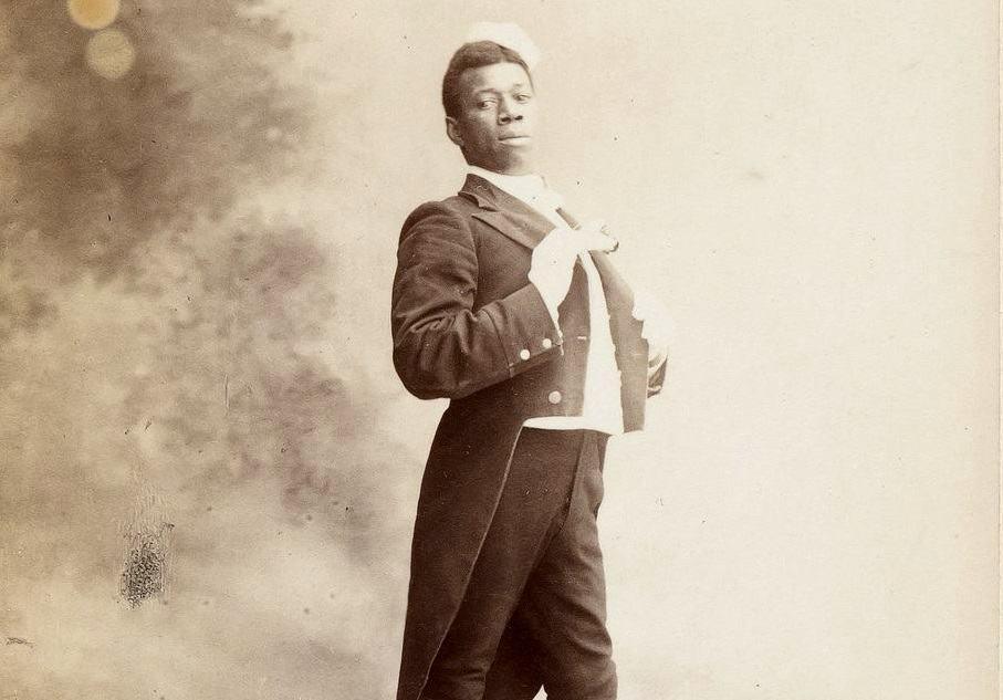 Primer artista negro