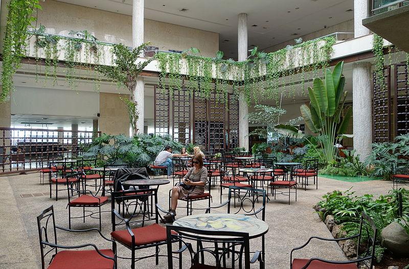 Lobby del Hotel Habana Libre