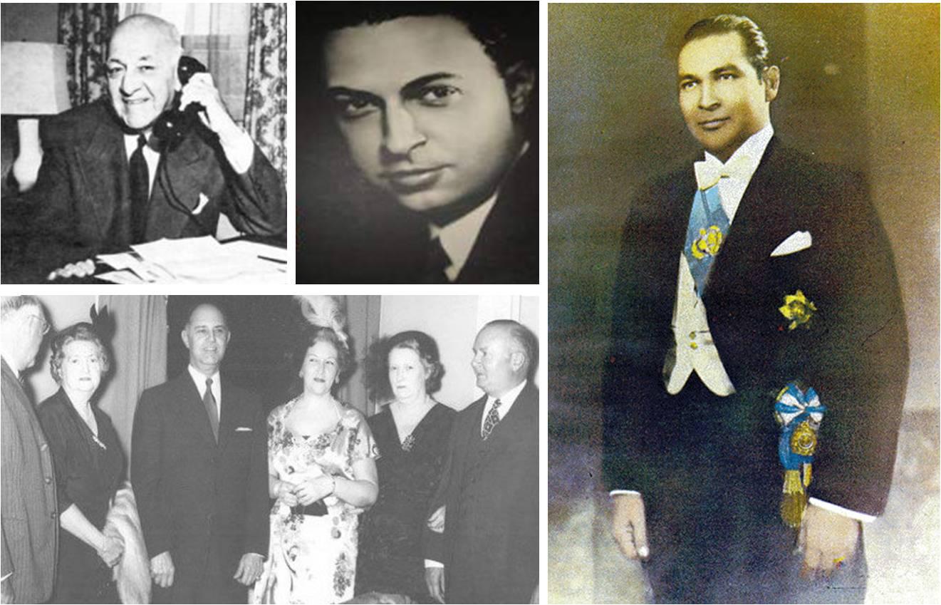 Los cubanos más ricos de los años 50