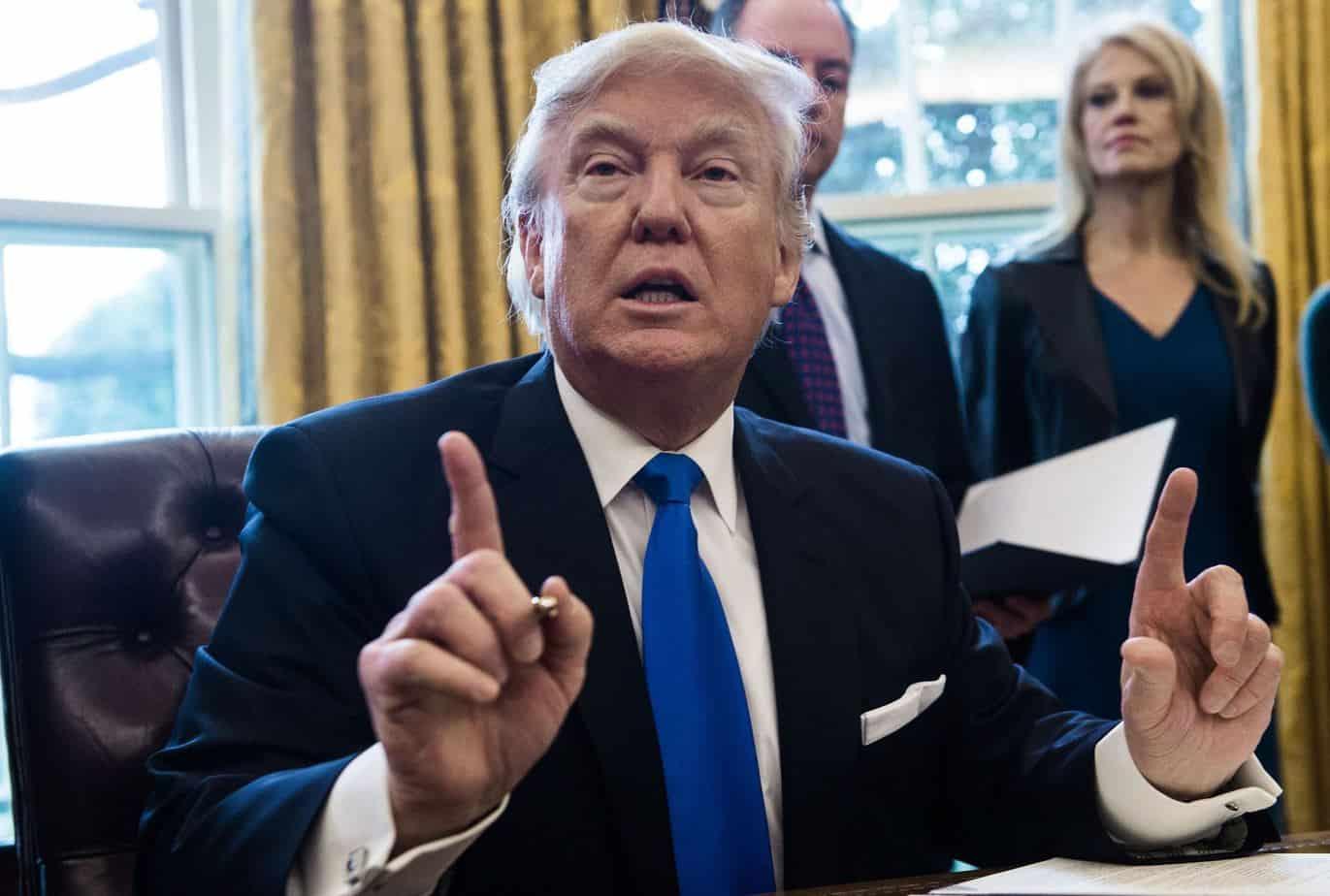 Última hora: Fuentes aseguran que la próxima decisión Trump prohibiría a su país negociar con empresas de las FAR y restringiría los viajes a la Isla