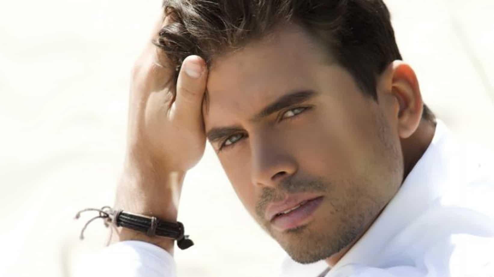 Pedro Moreno, el actor cubano más apuesto de las telenovelas latinas