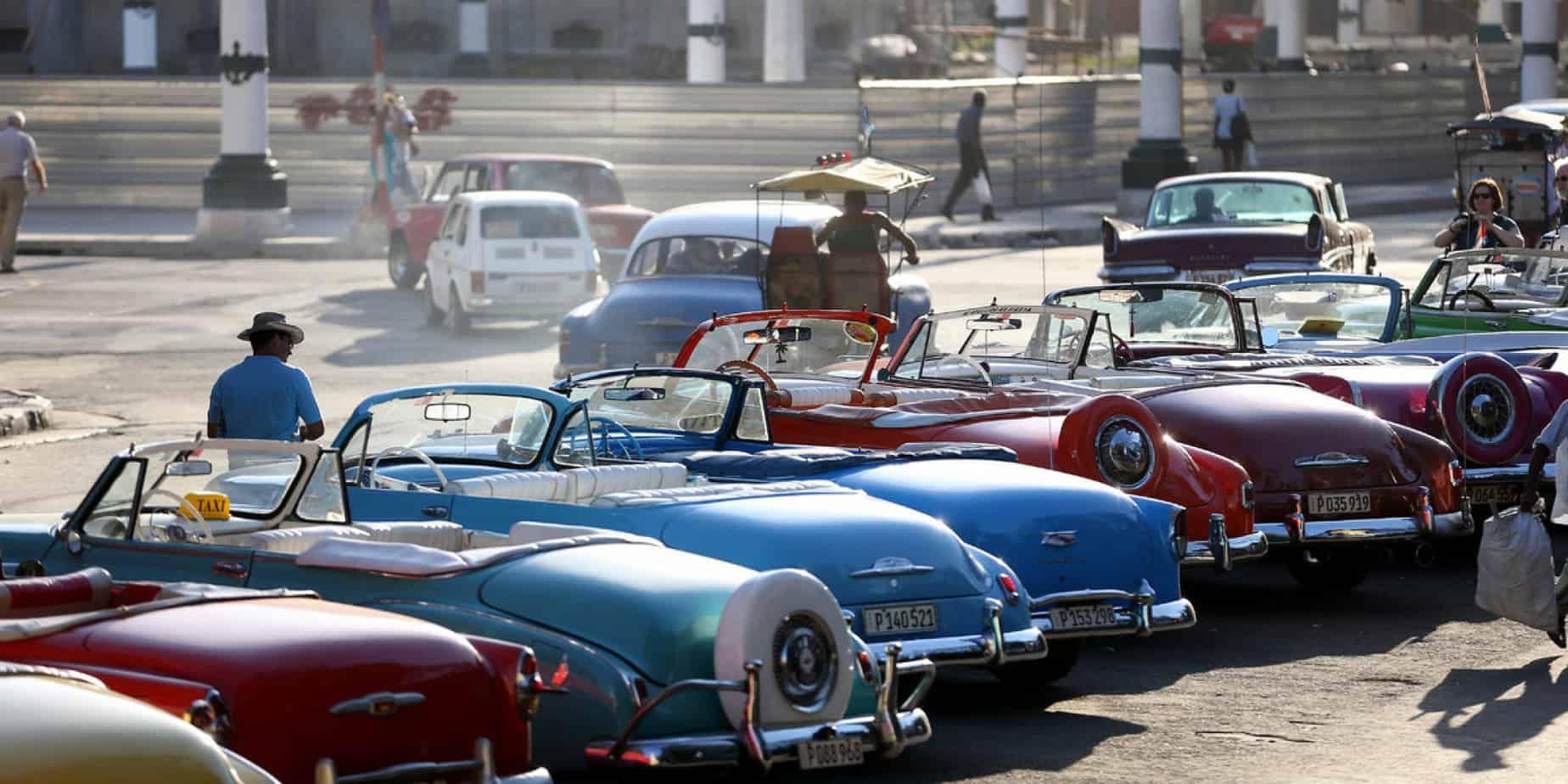 Para que los autos clásicos sean más que taxis