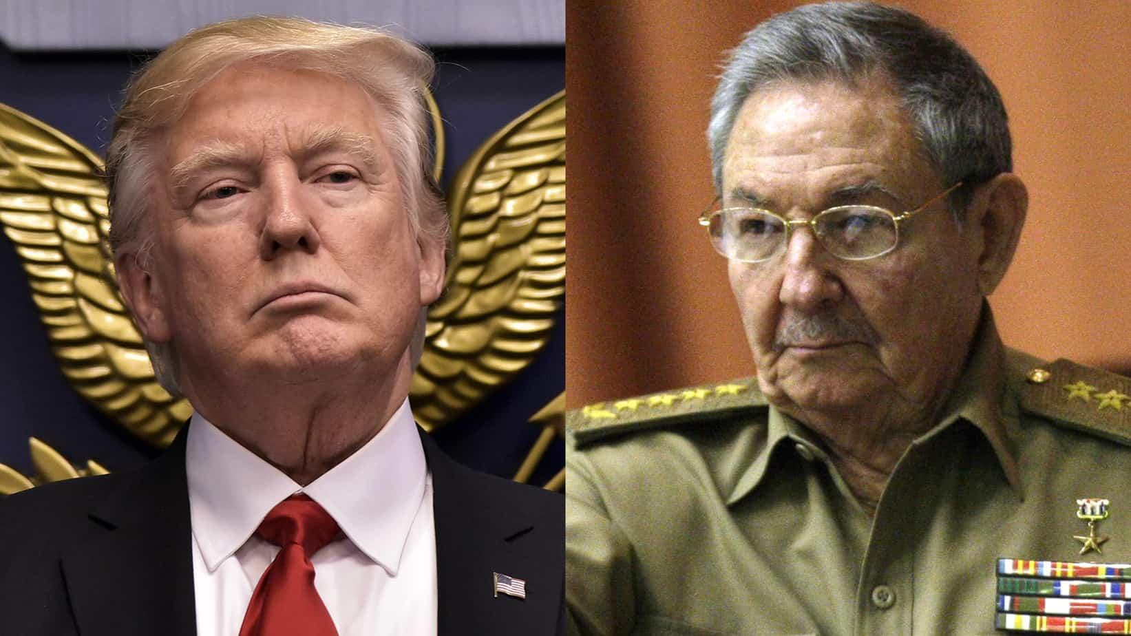 Última hora: Trump visitará Miami el próximo viernes y allí anunciaría algunas restricciones a quienes viajan y hacen negocios con Cuba