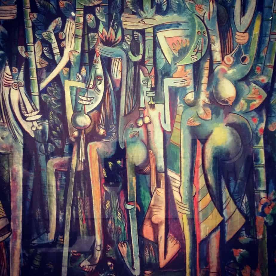 Tres pintores cubanos que han expuesto en el MoMA de New York