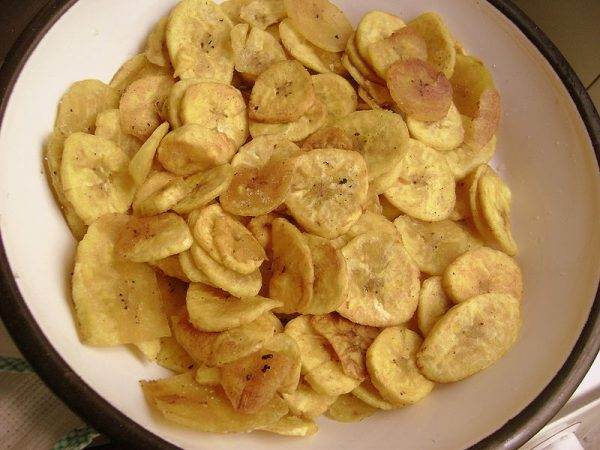 Platain chips