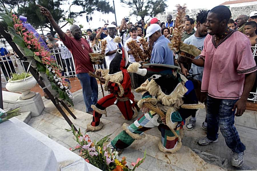 Abakuá, la religión secreta en Cuba que es sólo de hombres