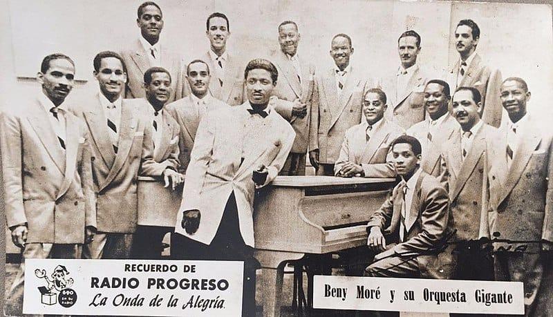 Beny Moré y su Orquesta Gigante