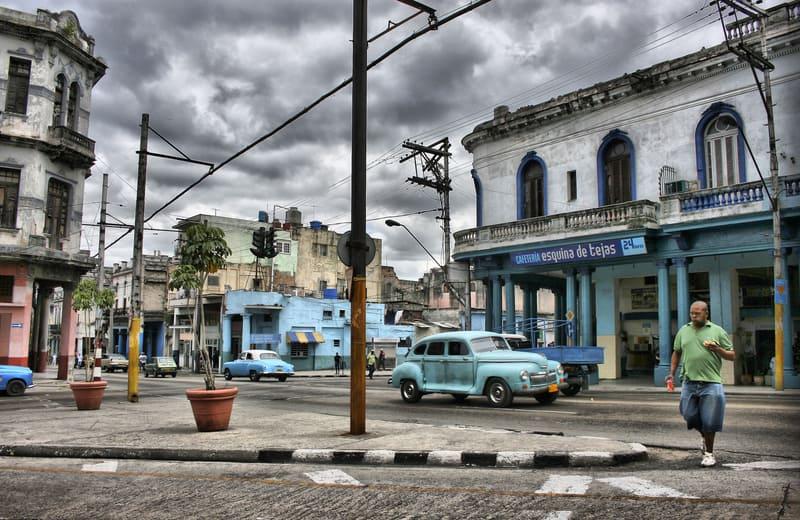 La Esquina de Tejas, una de las esquinas de La Habana con nombres curiosos