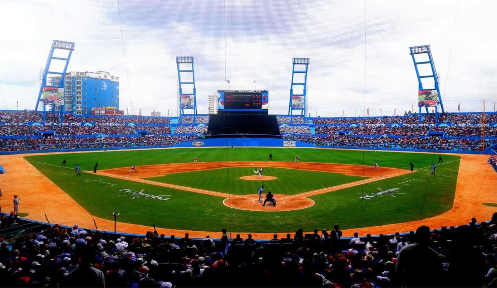 Conozca los 16 estadios de baseball en que se juega la Serie Nacional en Cuba