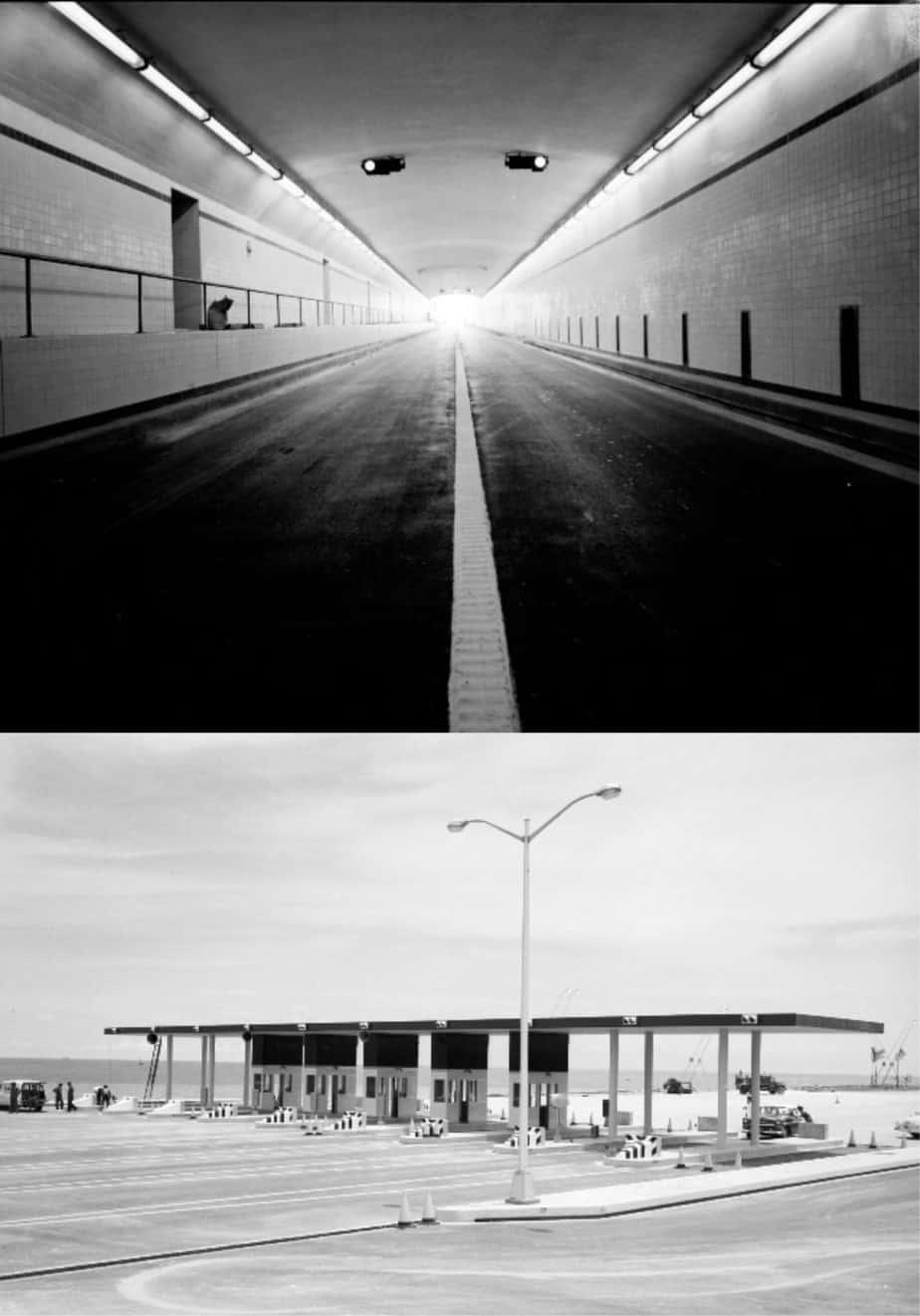 Las 7 Maravillas de la ingeniería civil cubana Túnel de La Habana + Imágenes