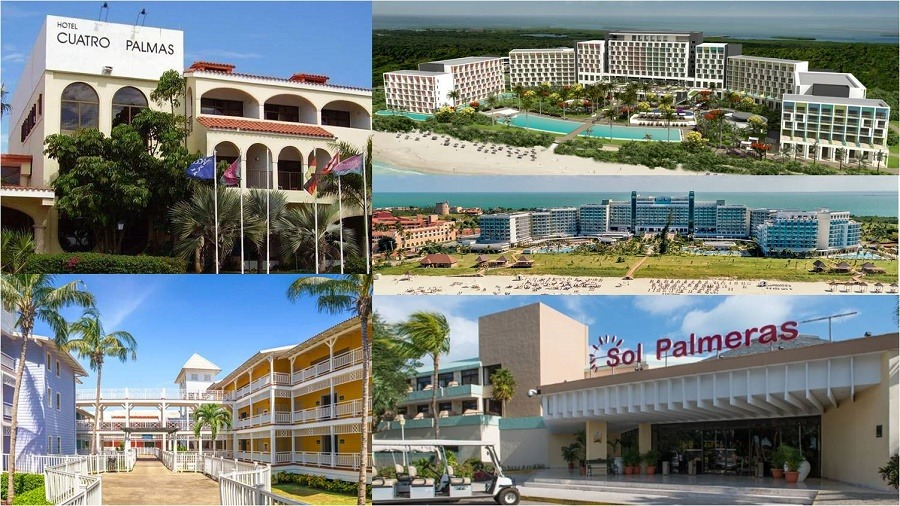 Los 20 mejores Hoteles de Cuba