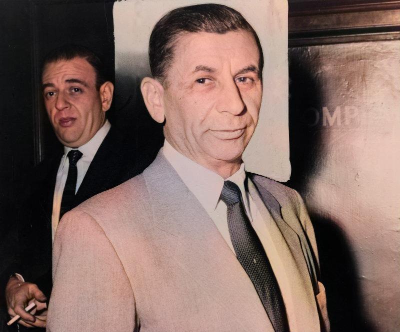 Los casinos del mafioso Meyer Lansky en La Habana