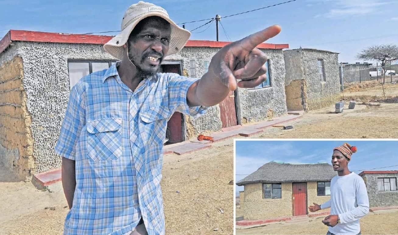 Canibalismo masivo en un poblado del interior de Sudáfrica