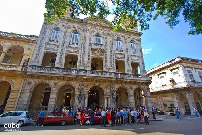 Conoce la historia del Palacio de los Matrimonios en La Habana