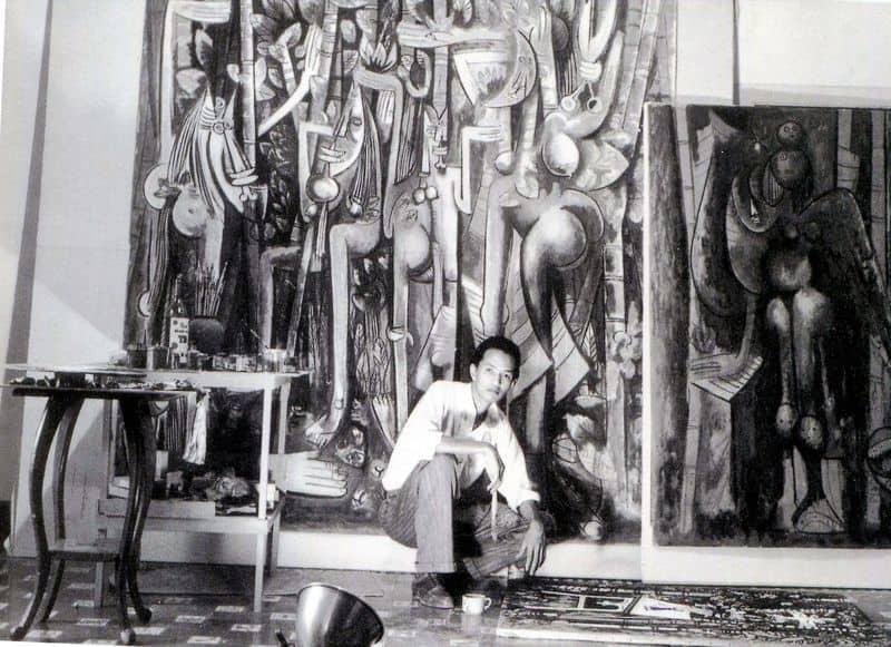 pintores cubanos más cotizados