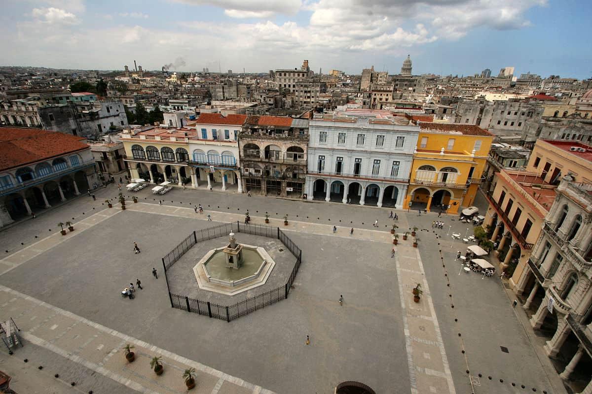 Seis plazas emblemáticas en la Habana que se han convertido en grandes atractivos para turistas