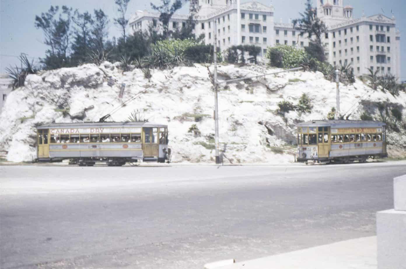 El tranvía en Cuba, un transporte prendido a la nostalgia del ayer