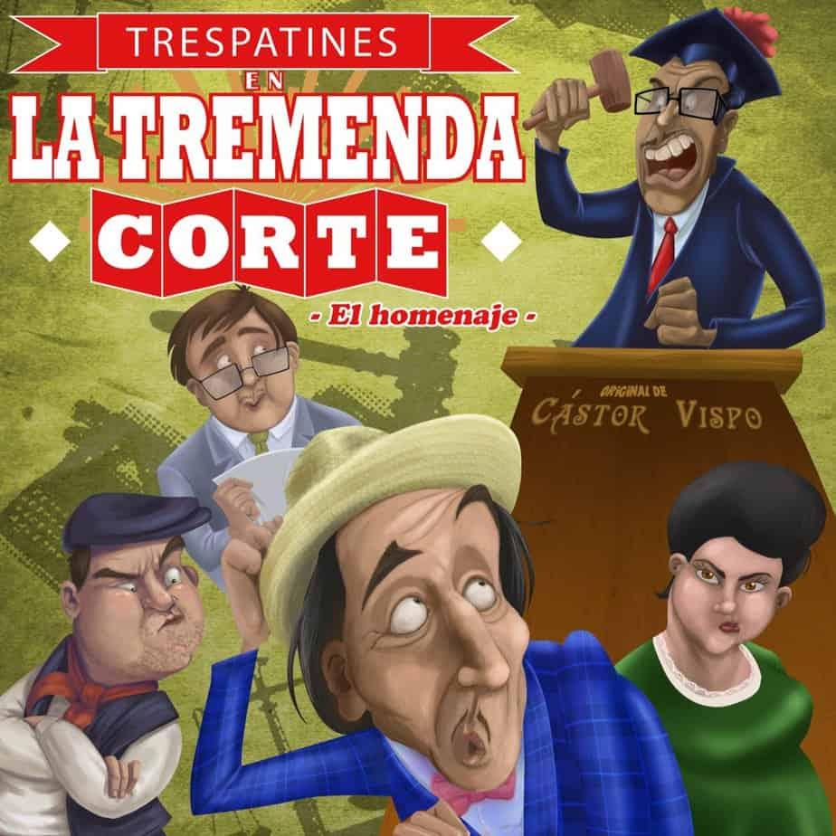 La Tremenda Corte, el programa humorístico radial más famoso de Cuba en Latinoamérica
