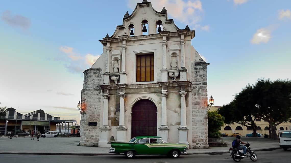 Iglesia de Paula, el templo católico cubano que ha sido desde hospital hasta sala de conciertos