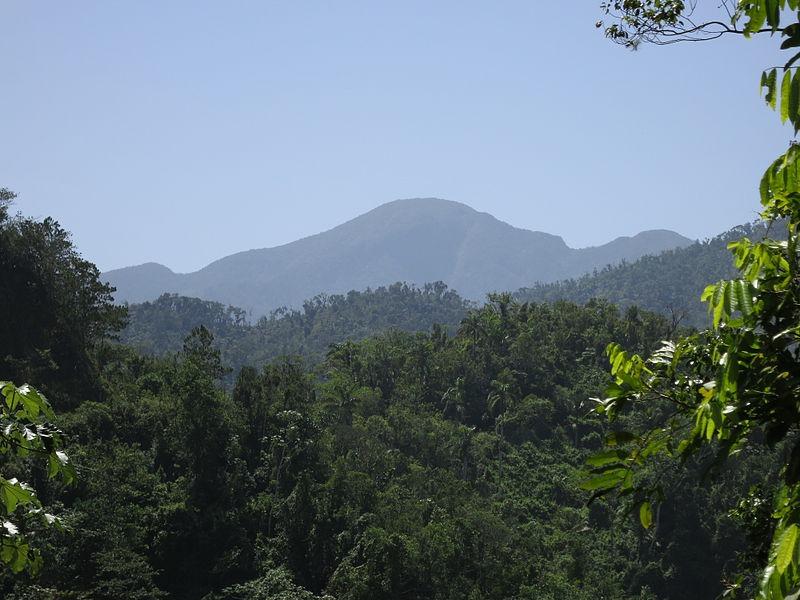 En los parque nacionales de Granma se encuentran bellos paisajes
