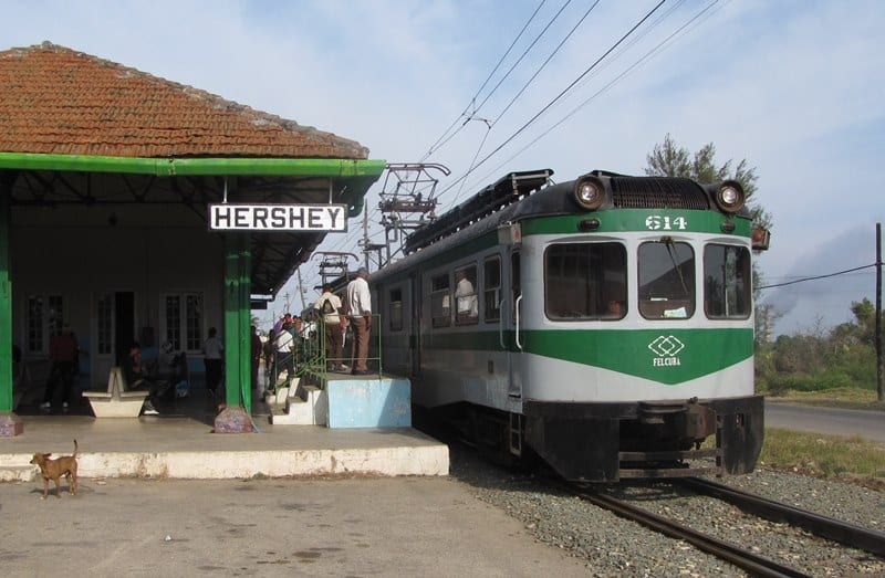 Ferrocarrill Hershey