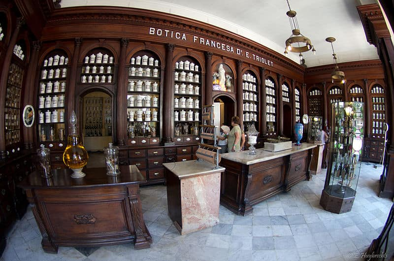 Museo Farmaceutico Botica Francesa, Matanzas