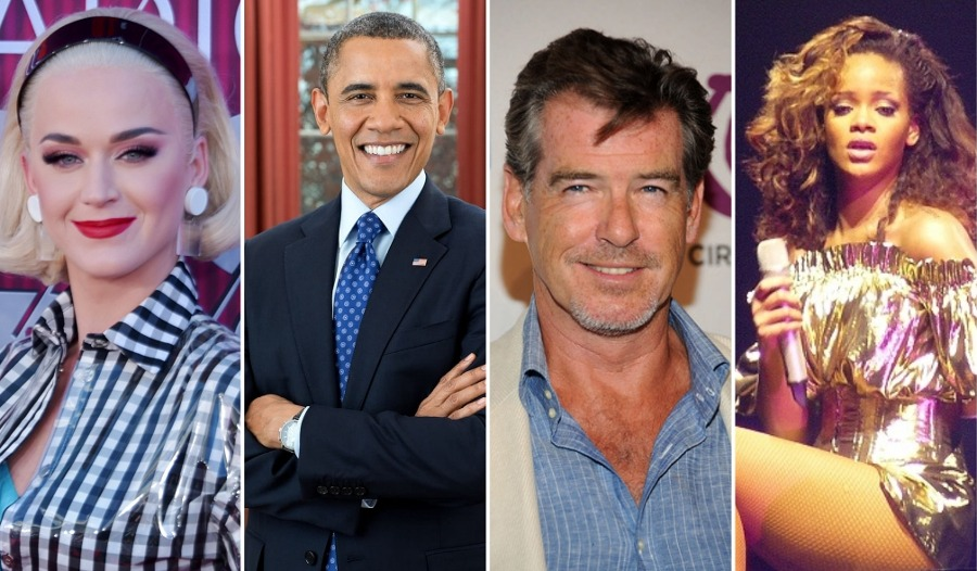 Personajes famosos que visitaron Cuba