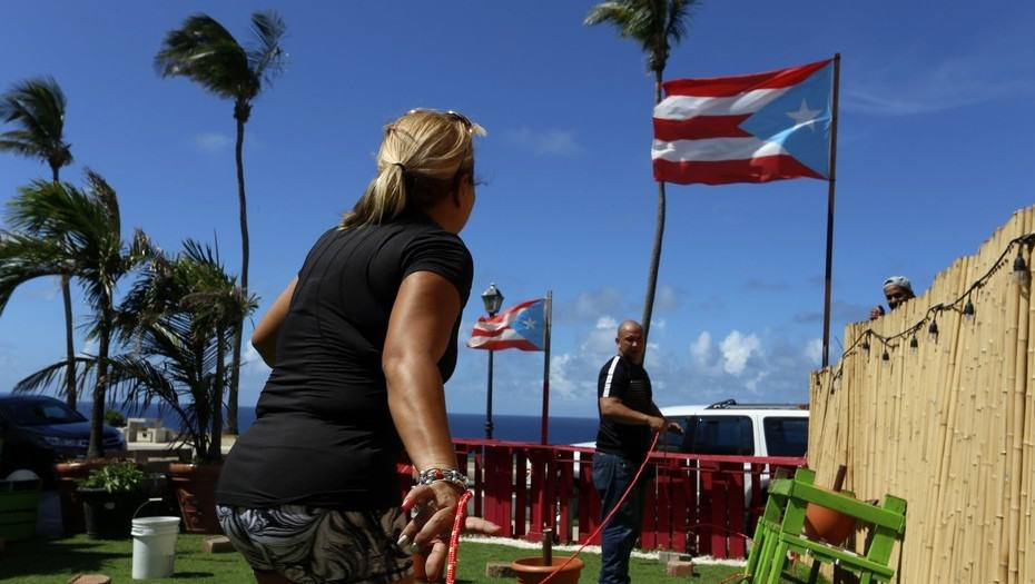 """Puerto Rico enfrentara un evento meteorológico clasificado de """"Extremadamente VIOLENTO"""" con el huracán Irma"""