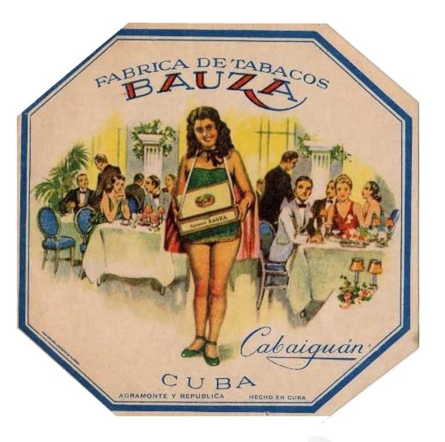 Descubriendo el tabaco cubano: La antigua Bauzá.