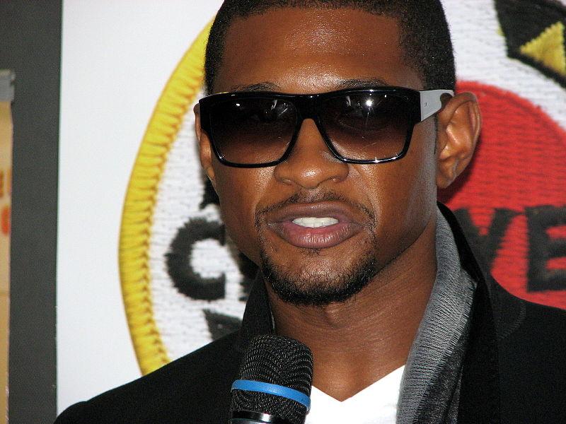 Entre los famosos que visitaron Cuba está el cantante Usher