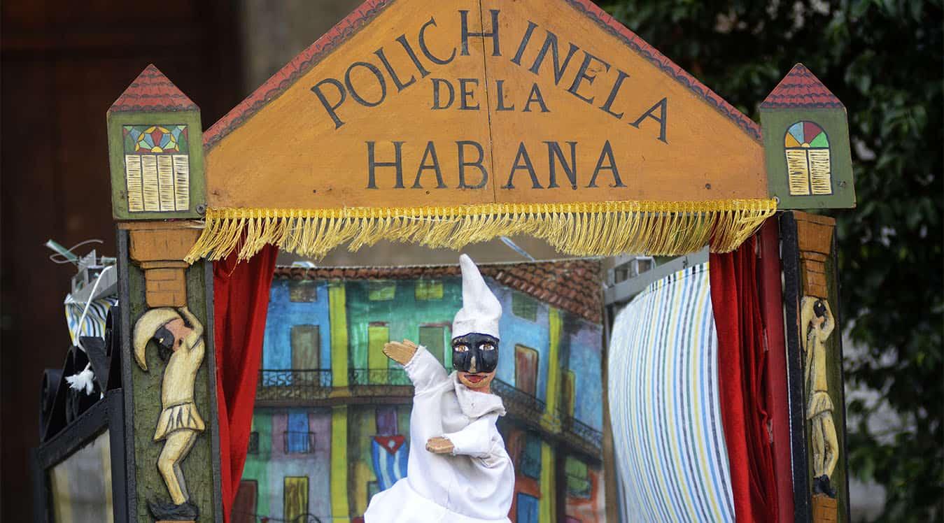 Polichinela en La Habana