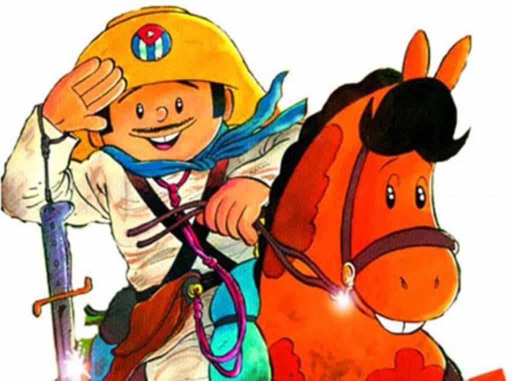 Conoces a Palmiche, quizás el caballo más famoso entre las 2 últimas generaciones de cubanos