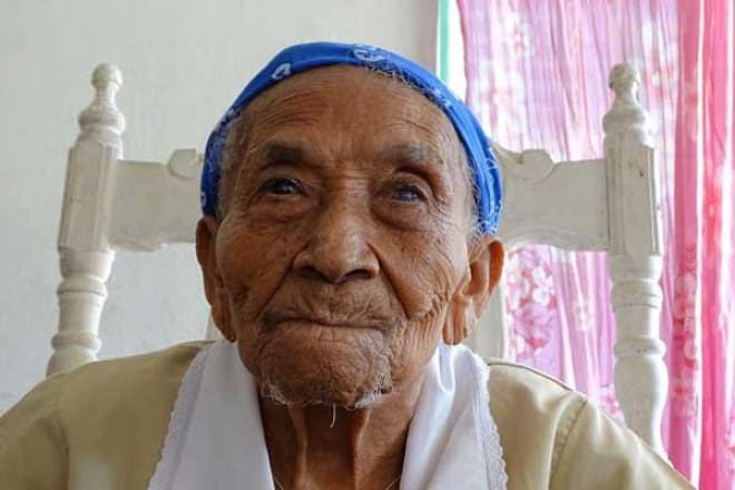 Conoce a Francisca Oduardo, la cubana de 116 años de edad