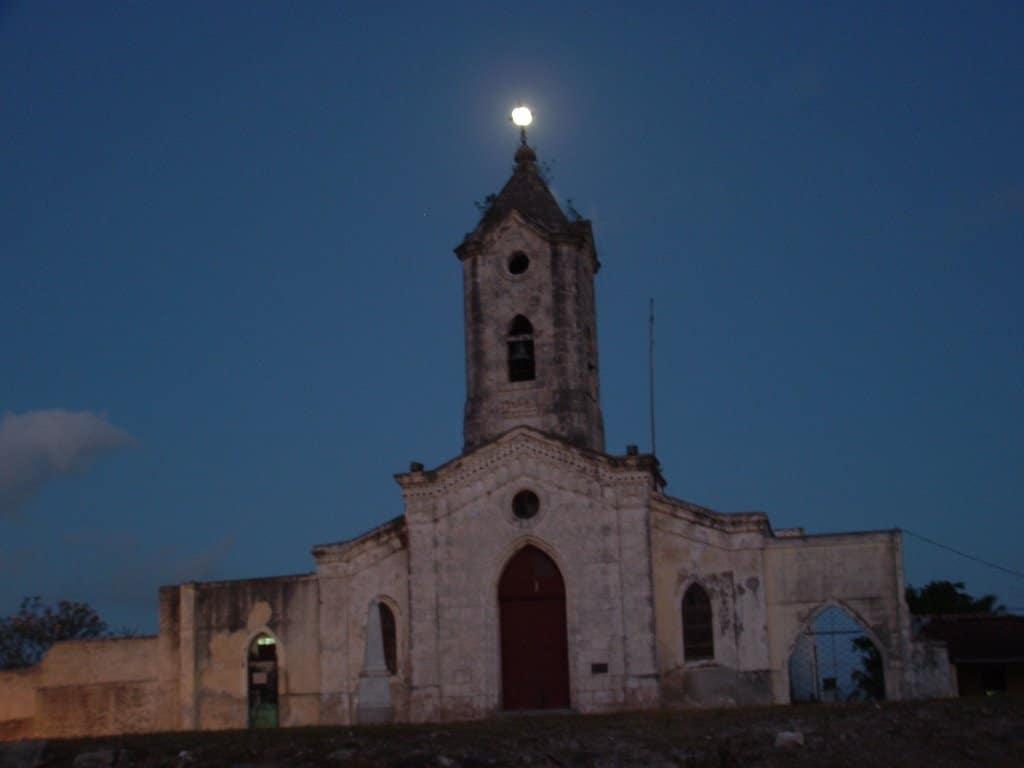 Iglesia Jesús del Monte