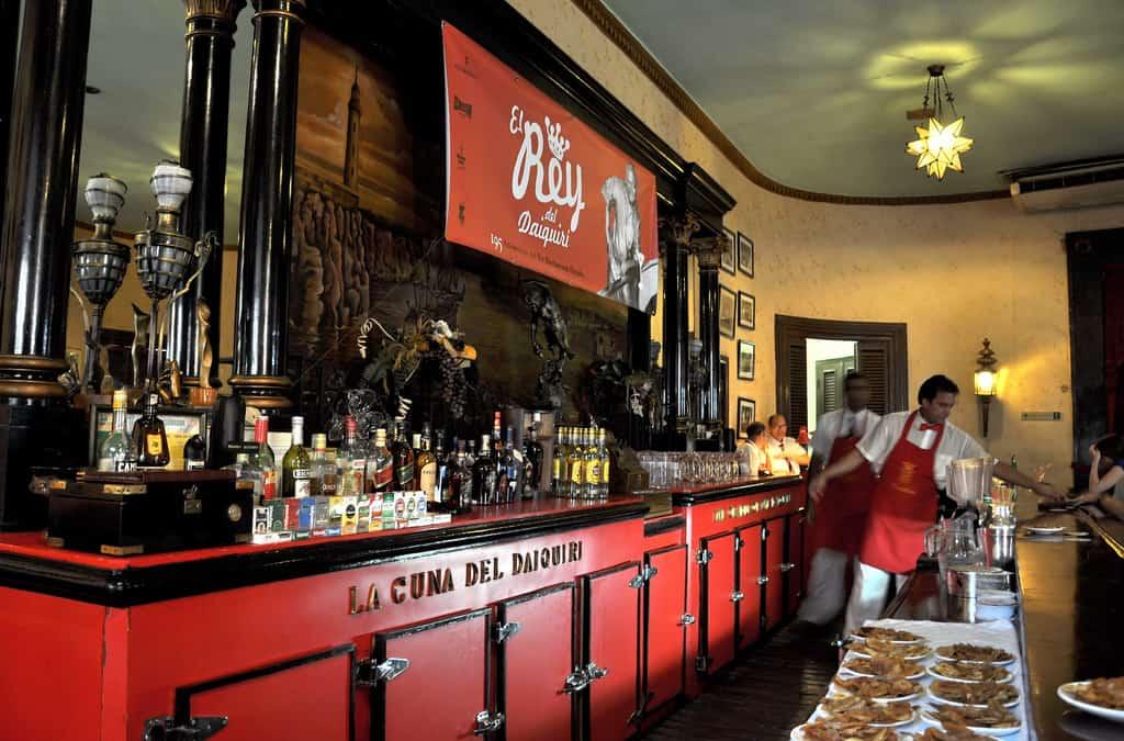 El Floridita festeja hoy de forma oficial sus 200 años de apertura en La Habana