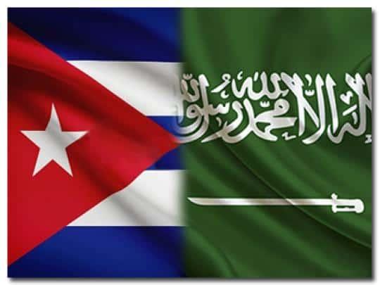 Relaciones Cubano - Árabe