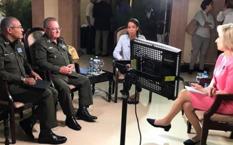 Jefe de Seguridad Diplomático cubano asegura que atáques sónicos son falsos