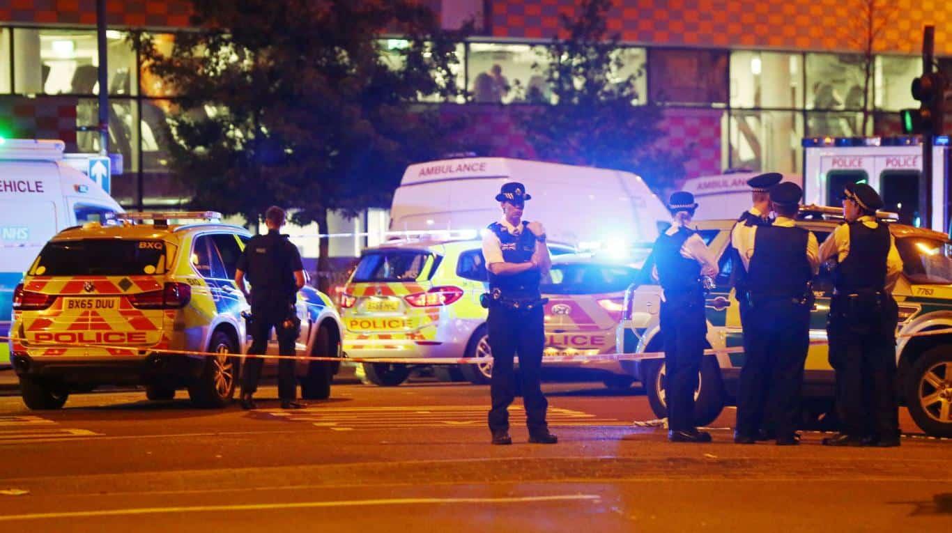 Descartan terrorismo en el reporte de 11 heridos tras ser atropellados en Londres