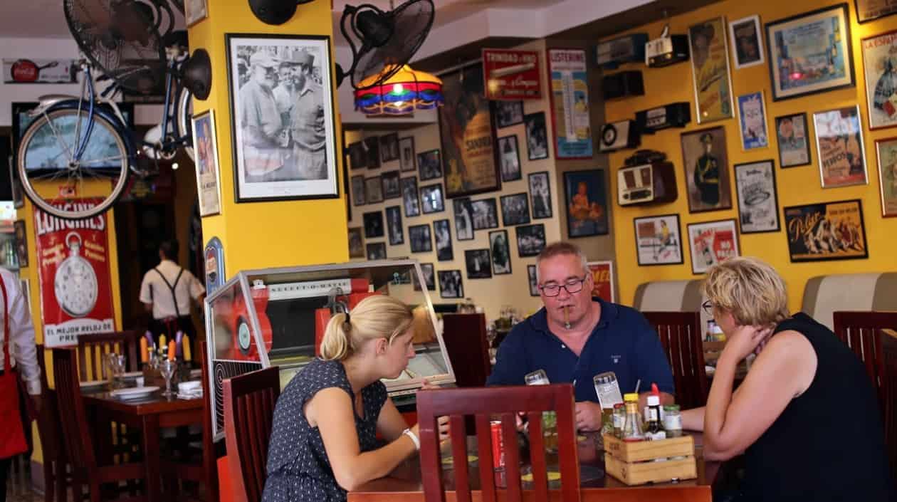 ¿Sabes cual es el plato más común que comen los turistas que visitan Cuba? Te sorprenderá la respuesta
