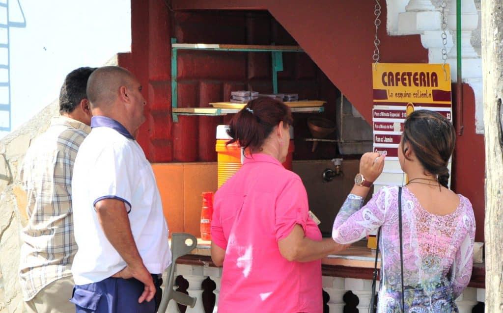 Trabajadores por cuenta propia en Yaguajay