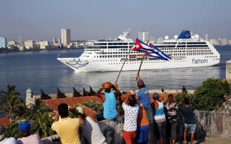 Cruceros de los EEUU a Cuba ingresarán 83 millones de USD a la isla