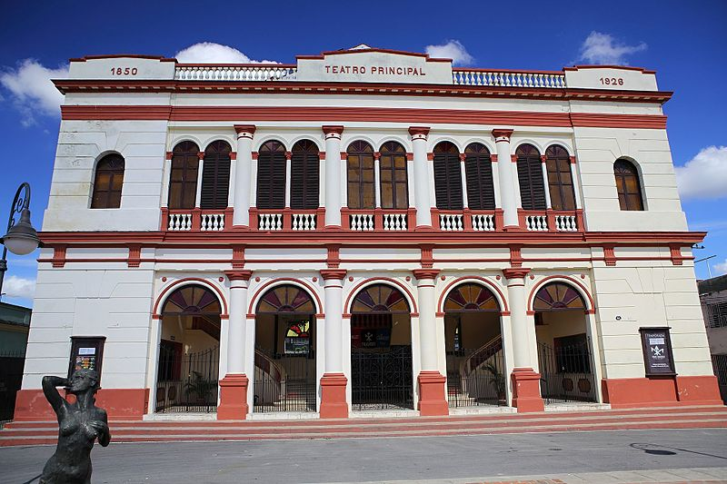 Teatro Principal de Camagüey