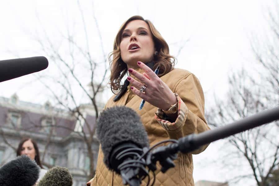 Mercedes Schlapp, asesora principal de la campaña Trump 2020.