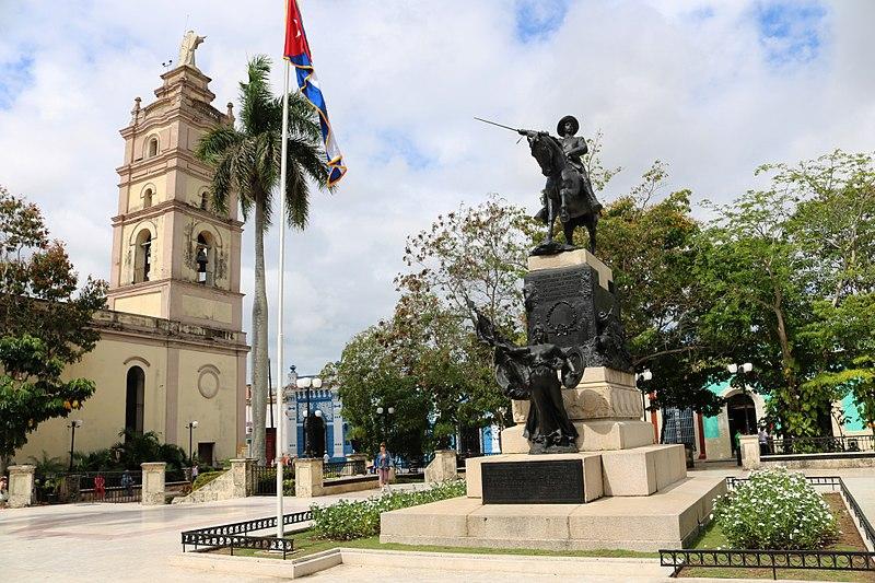 No puedes dejar de visitar el Parque Ignacio Agramonte en Camagüey